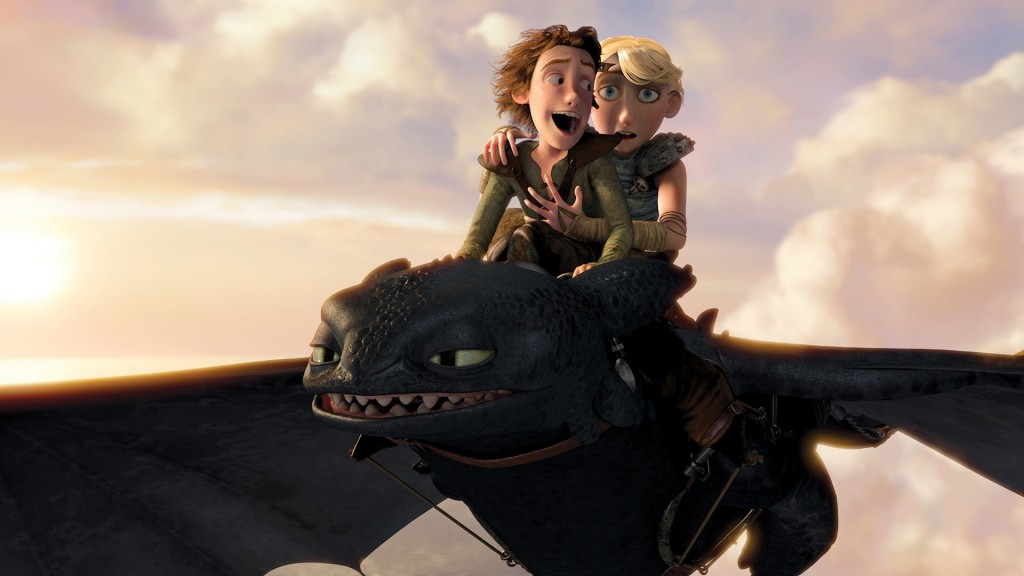 how to train your dragon 2010 reviewed by that film guy