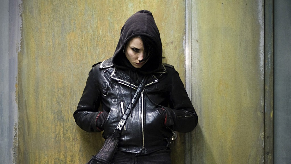 The girl with the dragon tattoo 2009 sweden review by for Noomi rapace the girl with the dragon tattoo