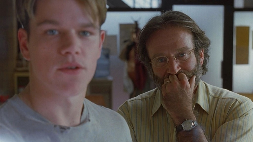 100 Greatest Movies Month: Good Will Hunting (1997) Review