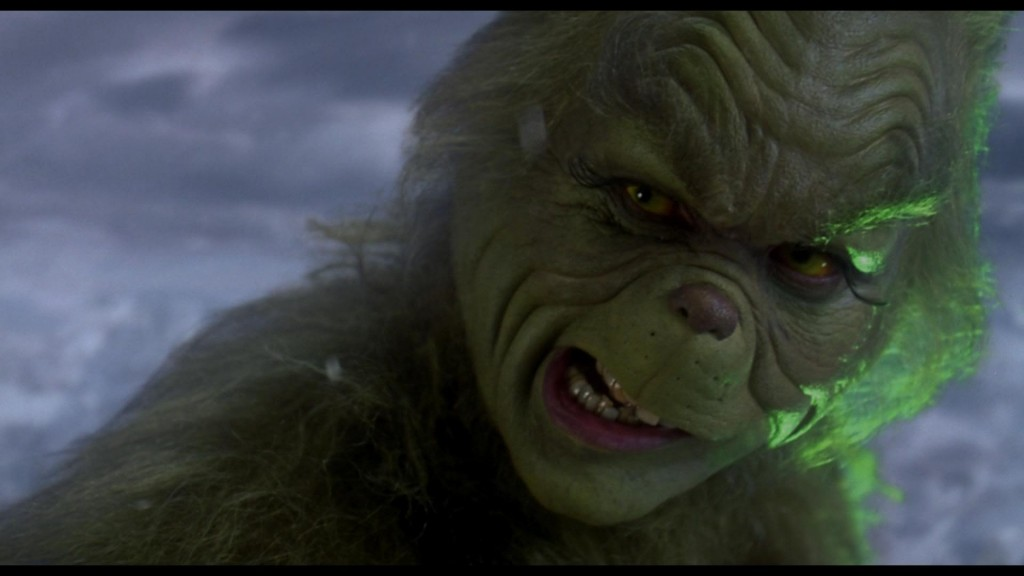 How the Grinch Stole Christmas (2000) review by That Film Fatale