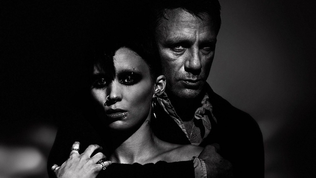 The girl with the dragon tattoo 2011 review by that film guy for Cast of girl with the dragon tattoo