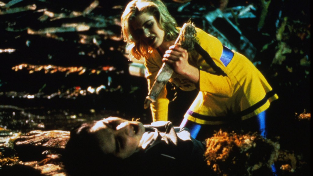 A review of buffy the vampire slayer
