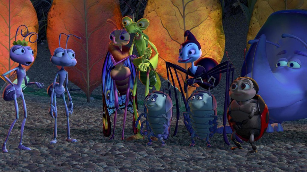 a critical movie review of a bugs life The plot of a bug's life focuses on an outcast ant named flik who recruits a group of circus bugs to help him rid his  critical response.