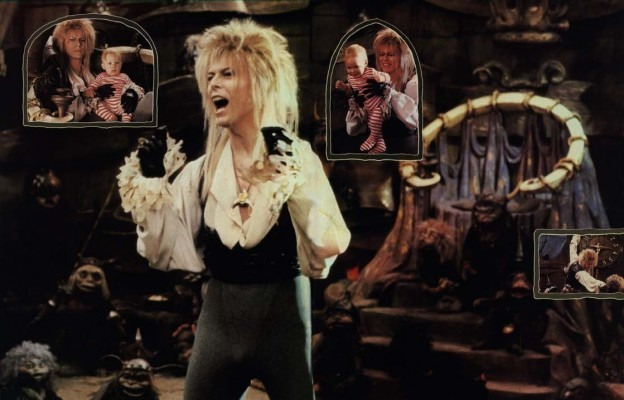 Labyrinth (1986) review by That Film Gal Labyrinth 1986 Characters