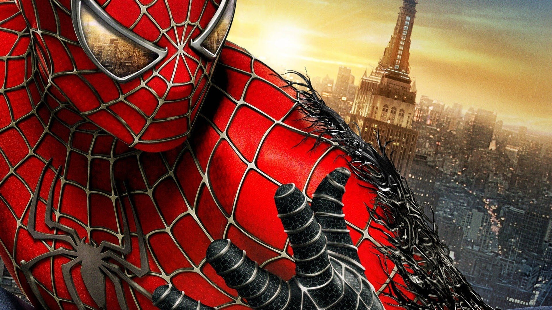 spider man 3 2007 review by that film guy. Black Bedroom Furniture Sets. Home Design Ideas