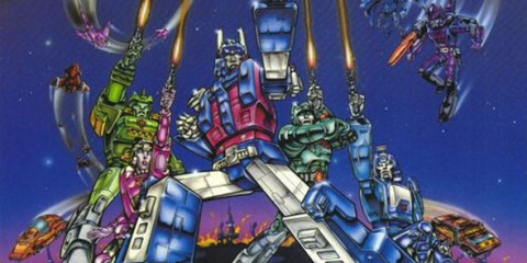 The Transformers(1986)
