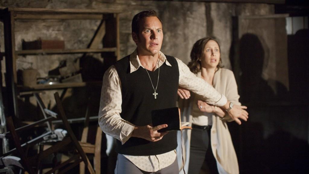 ผลการค้นหารูปภาพสำหรับ The Conjuring (2013)