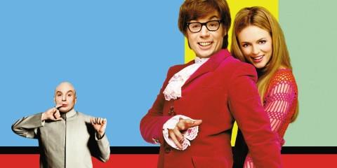 Austin Powers- The Spy Who Shagged Me (1999)