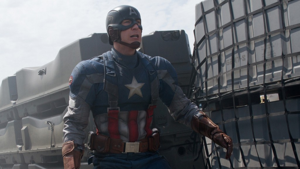 Captain America The Winter Soldier 2014 Review By That