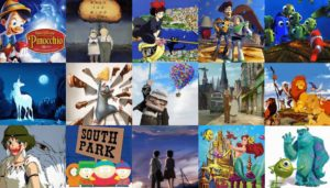 Top 30 Animated Films