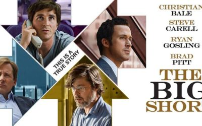 The Big Short 2016 Poster