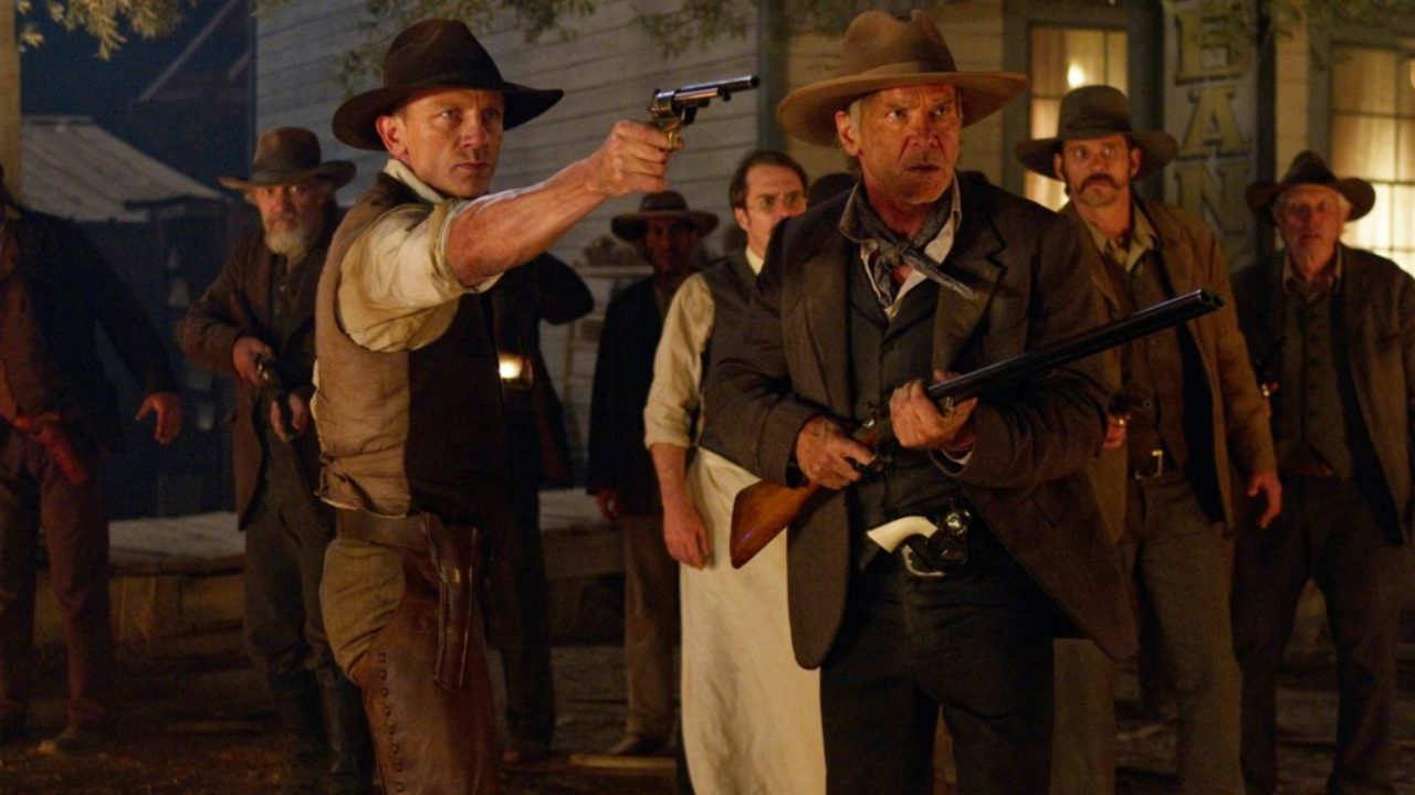 Cowboys and Aliens (2011) review by That Film Guy