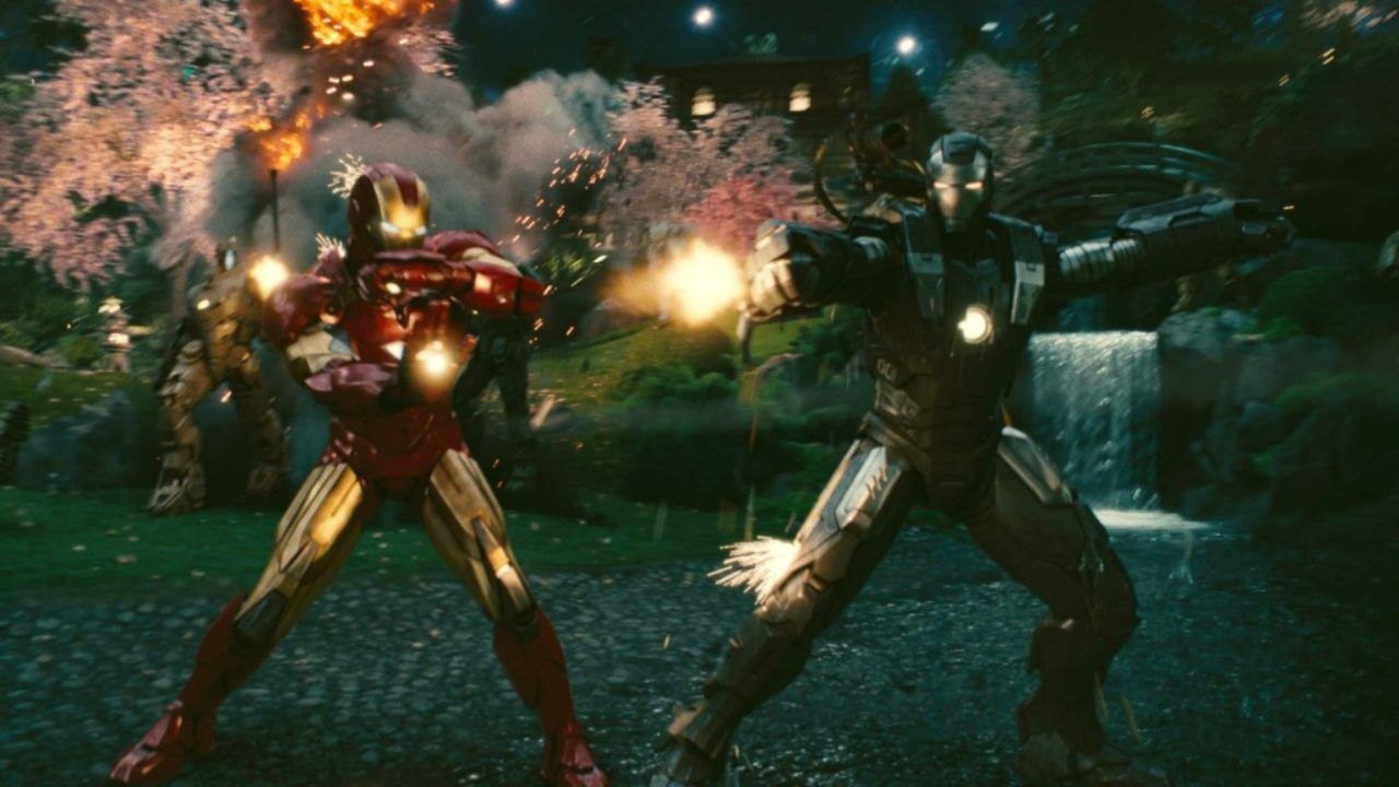 Iron Man 2 2010 Review By That Film Guy