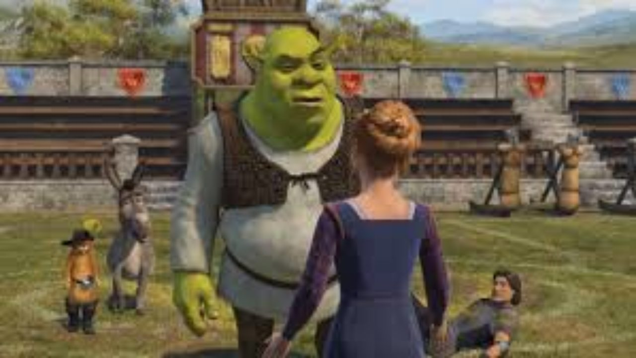 Shrek The Third 2007 Review By That Film Guy