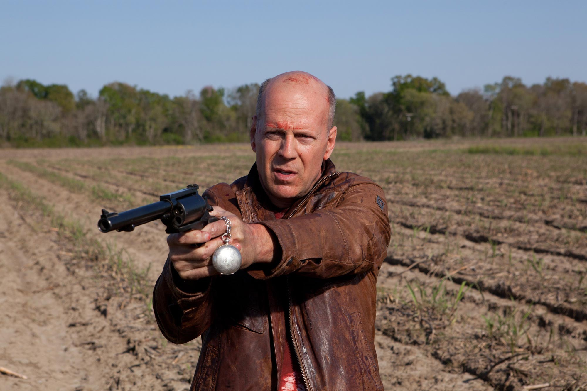Looper 2012 Review By That Film Guy