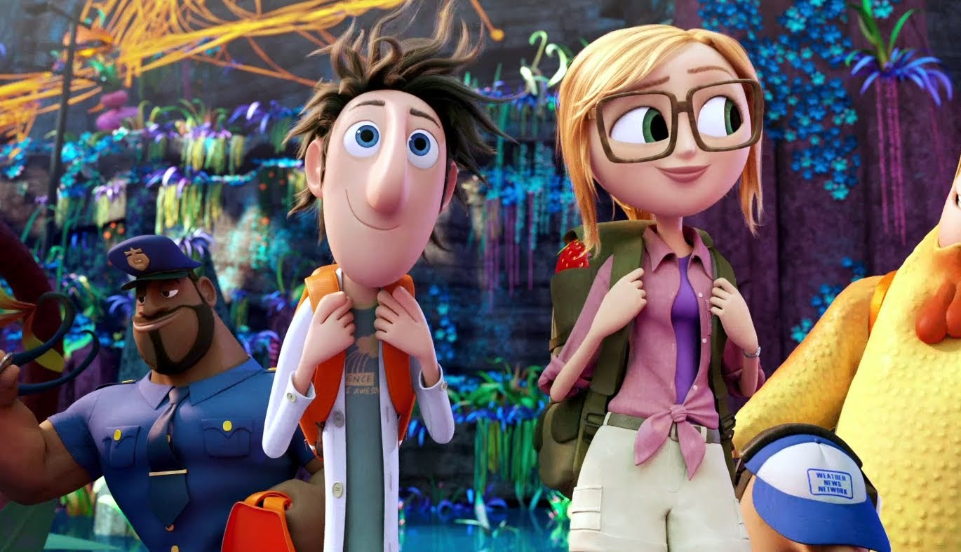 Cloudy With A Chance Of Meatballs 2009 Review By That Film Guy