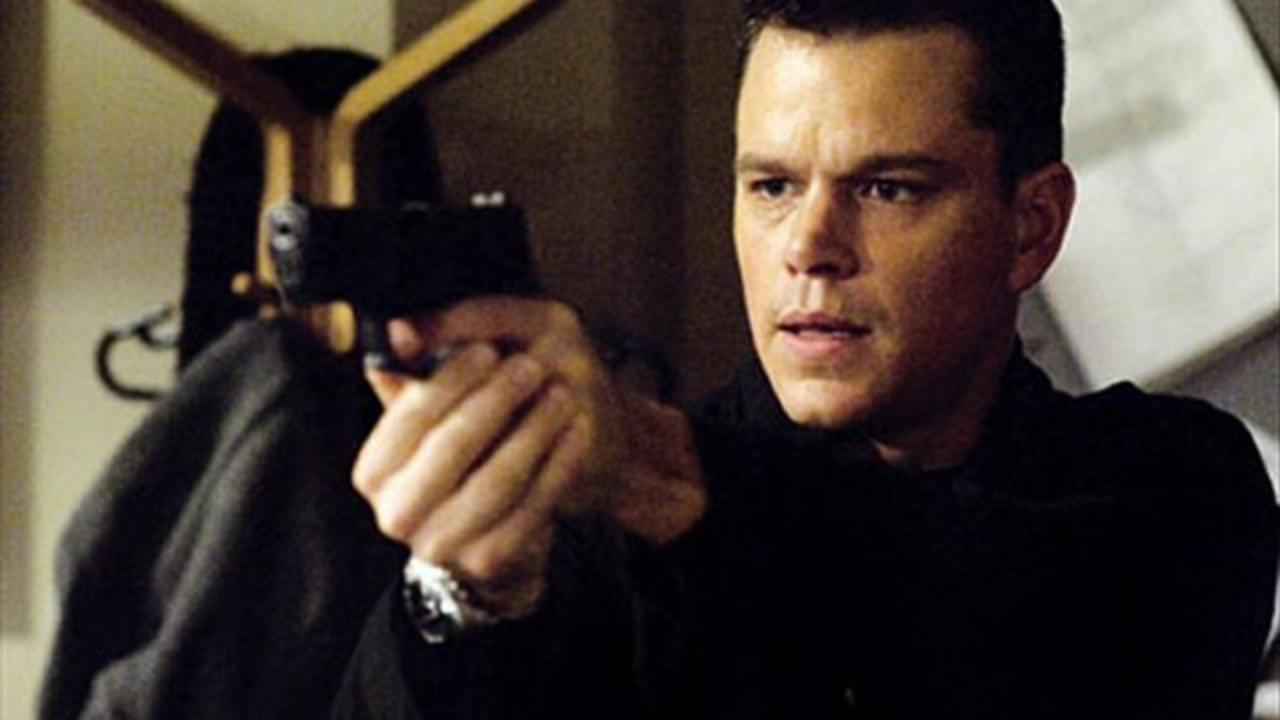 The Bourne Identity 2002 Review By That Film Guy